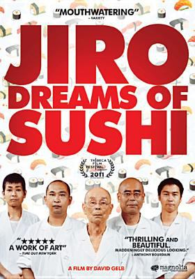 Jiro Dreams Of Sushi  image cover