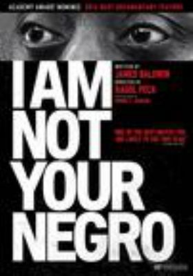 I Am Not Your Negro image cover