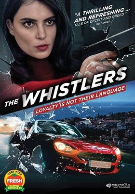 The Whistlers image cover