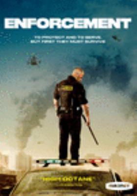 Enforcement  image cover