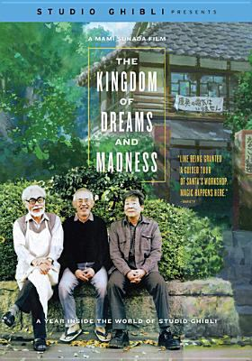 The Kingdom of Dreams and Madness image cover