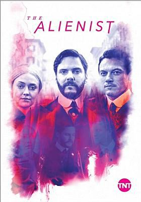 The alienist image cover