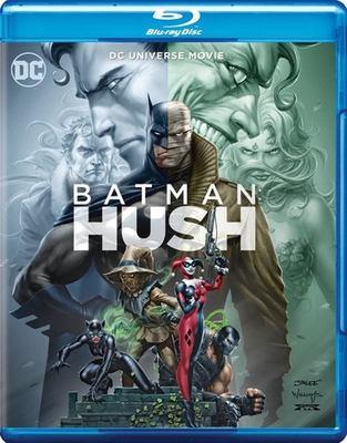 Batman. Hush image cover
