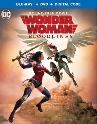 Wonder Woman. Bloodlines image cover