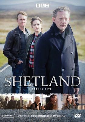 Shetland. Season Five image cover