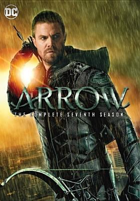 Arrow. The Complete Seventh Season image cover