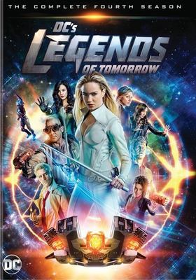 Legends of tomorrow. The complete fourth season image cover