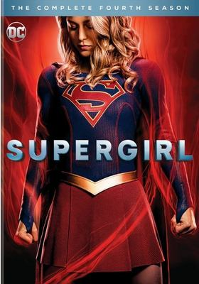 Supergirl. The complete fourth season image cover
