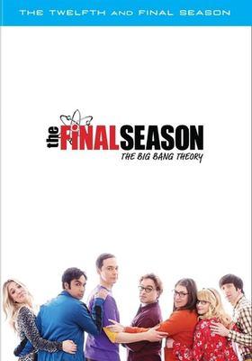 Big Bang Theory. The Twelfth and Final Season image cover