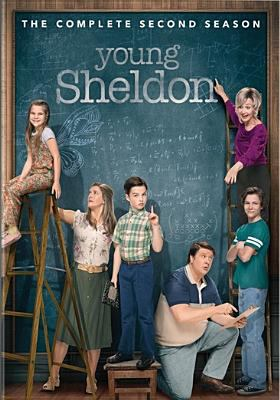 Young Sheldon. The Complete Second Season image cover