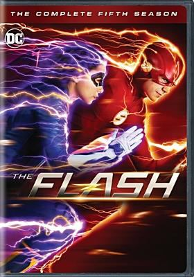 The Flash. The Complete Fifth Season image cover