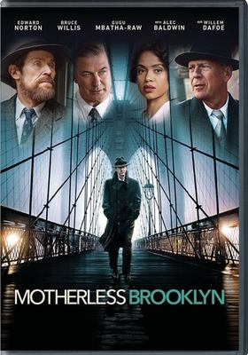 Motherless Brooklyn image cover