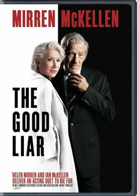 The Good Liar image cover