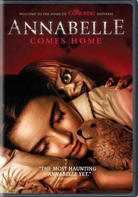Annabelle Comes Home image cover