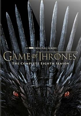 Game of thrones. The complete eighth season image cover