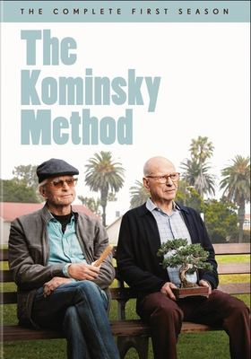 The Kominsky method. The complete first season image cover