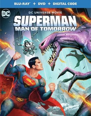 Superman. Man of Tomorrow image cover