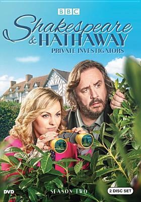 Shakespeare & Hathaway, Private Investigators. Season Two image cover