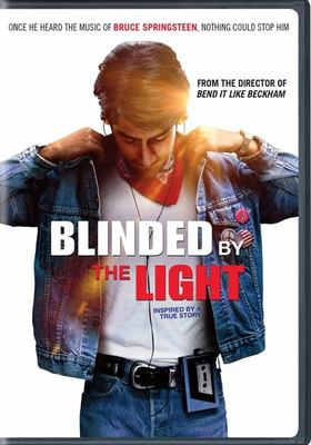 Blinded by the light image cover
