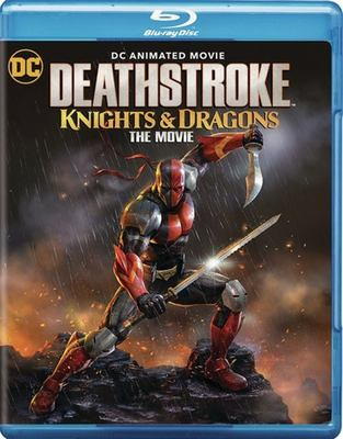 Deathstroke: Knights & Dragons image cover