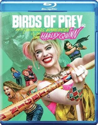 Birds of Prey and the Fantabulous Emancipation of One Harley Quinn image cover