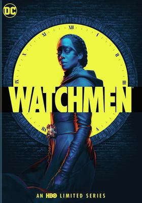 Watchmen image cover
