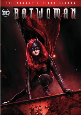 Batwoman. The complete first season image cover