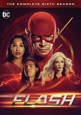 The Flash. The Complete Sixth Season image cover