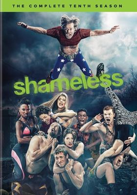 Shameless. The complete tenth season image cover