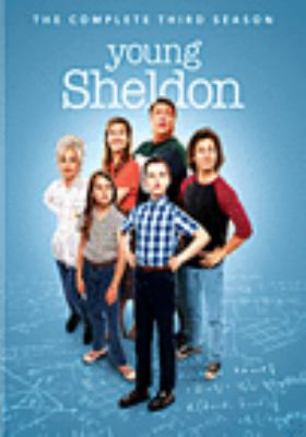 Young Sheldon. The Complete Third Season image cover