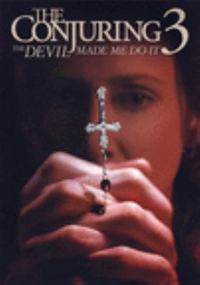The conjuring 3. The devil made me do it image cover