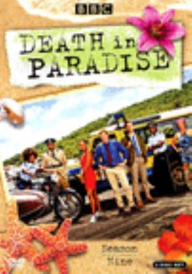 Death in Paradise. Season Nine image cover