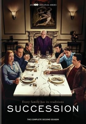 Succession. The Complete Second Season image cover