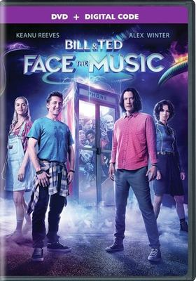 Bill & Ted Face the Music image cover