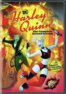 Harley Quinn. The Complete Second Season image cover