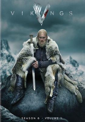 Vikings. Season 6, Volume 1 image cover