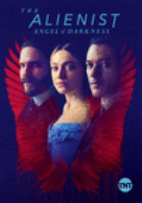 The Alienist. Angel of Darkness image cover