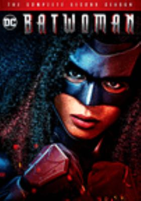 Batwoman. The complete second season image cover