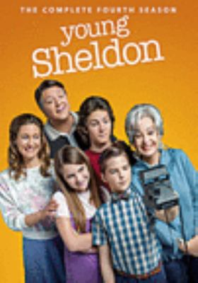 Young Sheldon. The complete fourth season image cover