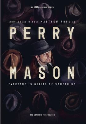 Perry Mason. The Complete First Season image cover