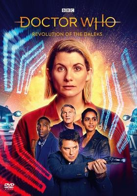 Doctor Who. Revolution of the Daleks image cover