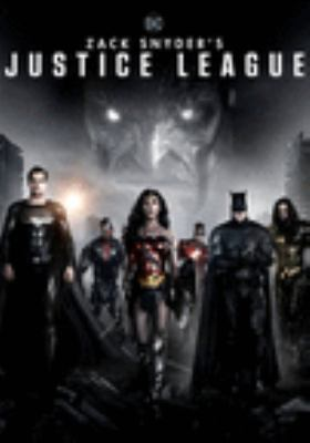 Justice League image cover
