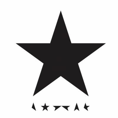 2016: Blackstar cover