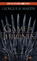 A Game of Thrones: A Song of Ice and Fire Series, Book 1
