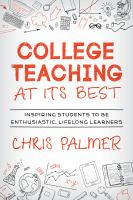 College teaching at its best: inspiring university students to be enthusiastic, lifelong learners