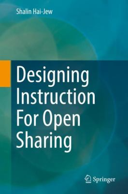 Designing instruction for open sharing