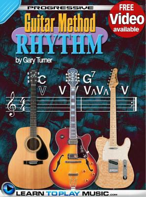 Rhythm guitar lessons for beginners : teach yourself how to play guitar