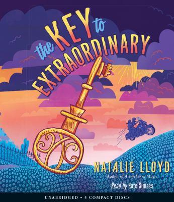 The key to extraordinary Natalie Lloyd