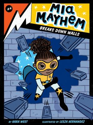 Mia Mayhem breaks down walls Kara West