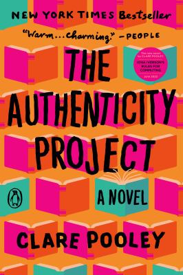 The Authenticity Project by Clare Pooley by